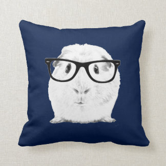 Hipster Pigster Cushion