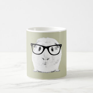 Hipster Pigster Coffee Mugs