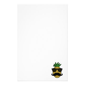 Hipster Pineapple Stationery