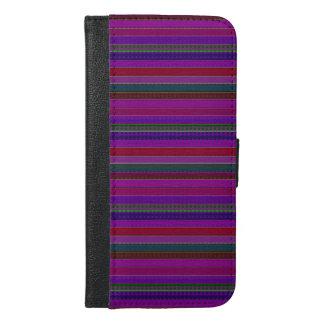 Hipster Purple Multi Stripes