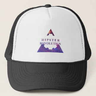 Hipster Revolution GEAR Trucker Hat
