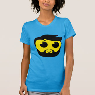Hipster Smiley Shirt