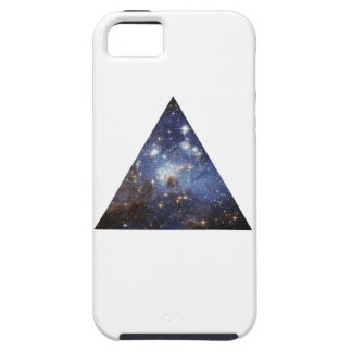 Hipster Space Triangle iPhone 5 Cover