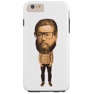 Hipster Spurgeon iPhone Case