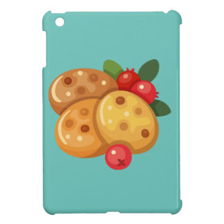 Hipster Thanksgiving iPad Mini Cases