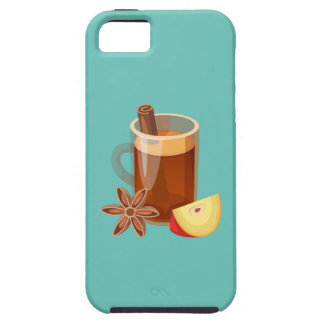 Hipster Thanksgiving iPhone 5 Case