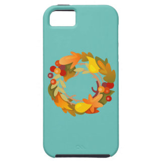 Hipster Thanksgiving iPhone 5 Cover