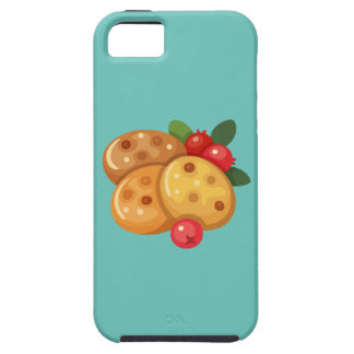 Hipster Thanksgiving Tough iPhone 5 Case