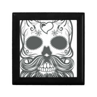 Hipster to sugar skull 2 gift box