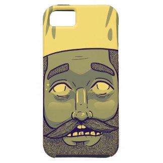 Hipster Tough iPhone 5 Case