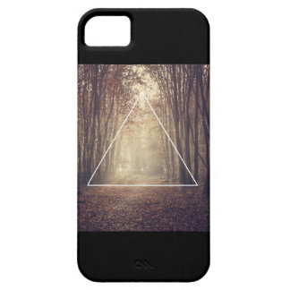 Hipster Triangle Case For The iPhone 5