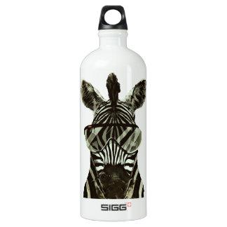 Hipster Zebra SIGG Traveller 1.0L Water Bottle