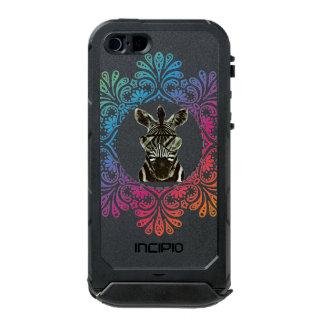 Hipster Zebra Style Animal Incipio ATLAS ID™ iPhone 5 Case