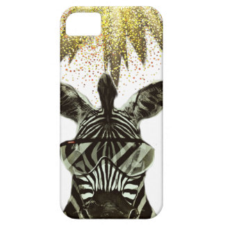 Hipster Zebra Style Animal iPhone 5 Cover