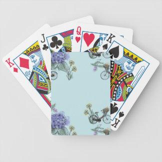 Hipsterama Bicycle Playing Cards