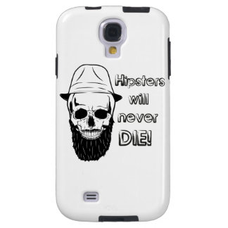 Hipsters will never die! galaxy s4 case