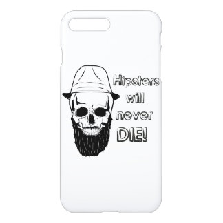 Hipsters will never die! iPhone 7 plus case