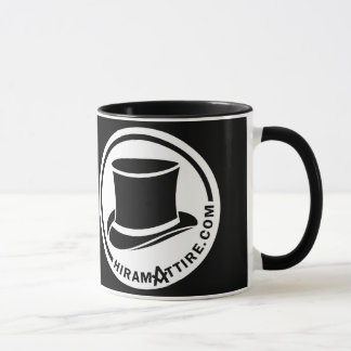 HiramAttire 11oz Ringer Coffee Mug