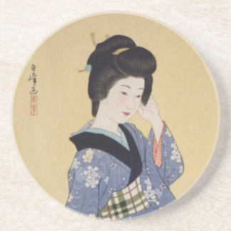 Hirano Hakuho's Young Girl Coaster