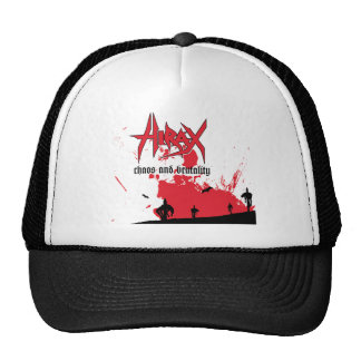 HIRAXChaos and Brutality HAT