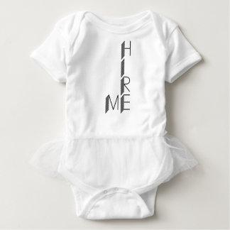 hire me baby bodysuit