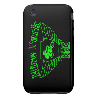 Hire Park BMX Case-Mate iPhone 3G/3GS Tough Case