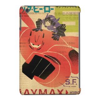 Hiro And Baymax Propaganda iPad Mini Retina Cases