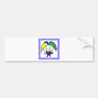 hiro bumper sticker