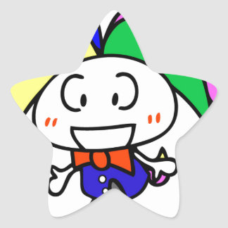 hiro star sticker