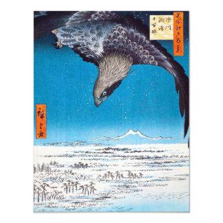 Hiroshige Eagle Invitations