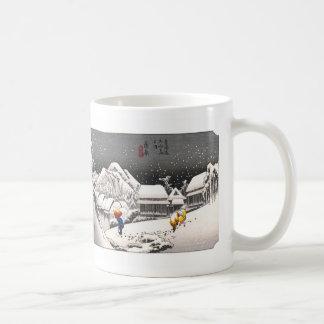 Hiroshige Utagawa, Hiroshige Utagawa Coffee Mug