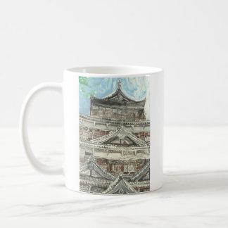 Hiroshima Castle Japan Coffee Mug
