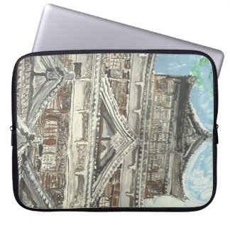 Hiroshima Castle Japan Computer Laptop Sleeve
