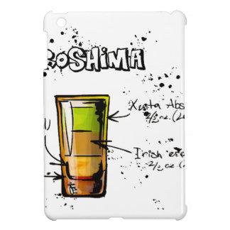 Hiroshima Cocktail  Recipe iPad Mini Cover