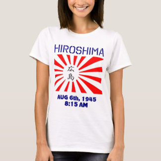 Hiroshima Rising Sun T-Shirt
