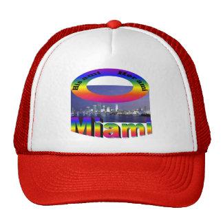 His Ami, Her Ami - Miami Trucker Hat
