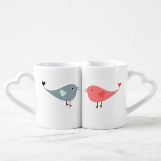 His And Hers Love Birds Lovers Mug