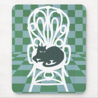 His Chair Mousepad