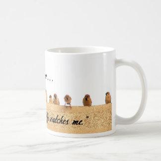 His Eye is on the Sparrow . . . Coffee Mug