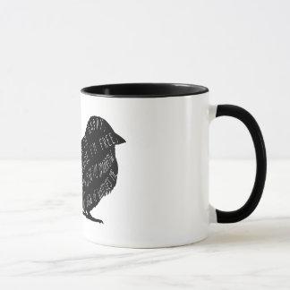 His Eye is on the Sparrow Mug