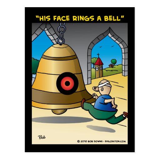 Face rings a bell joke
