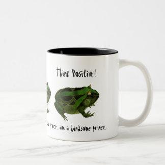 (His) Handsome Prince Frog Mug