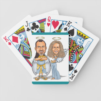 HIS & HER ANGELS playing cards