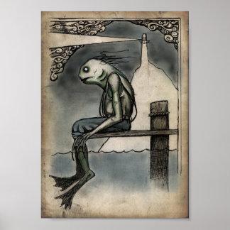His Jonah's Soul Poster