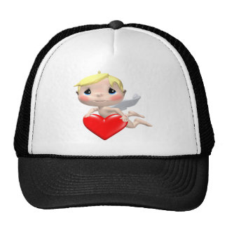 His Little Heart T-shirts and Gifts Hats