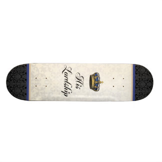 His Lordship 21.6 Cm Skateboard Deck