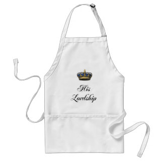 His Lordship Standard Apron