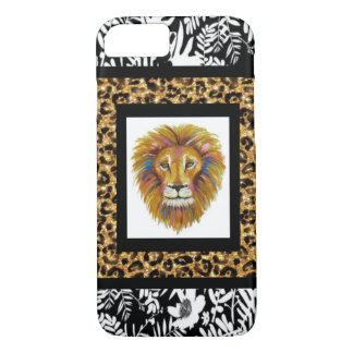 His Majesty  Cell Phone Case