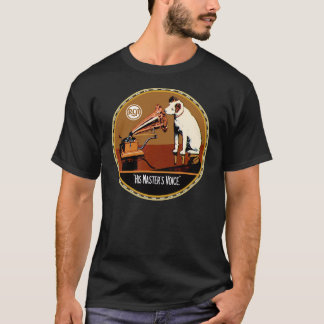 His masters voice RCA T-Shirt