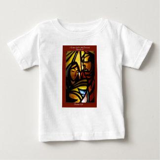 his name shall be emmanuel baby T-Shirt